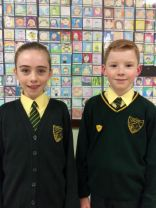 Bus Prefects help pupils travel safely to school