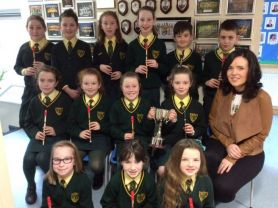 Music Success at Warrenpoint Feis