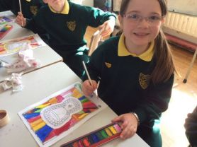 P.4 pupils prepare for First Holy Communion