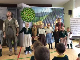 'The Selfish Giant' presented by Image Musical Theatre