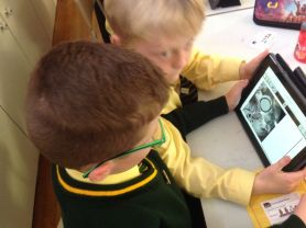 P4 show off their great knowledge of Space using Purplemash