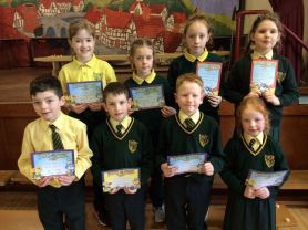 'Star Pupil' - our weekly recognition of our wonderful pupils!